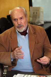 Guillermo Almeyra. Foto Jesús Villaseca