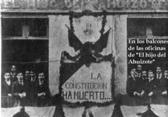 """La oficina de """"El Hijo del Ahuizote"""" estaba en el número 3 de la calle de Cocheras, hoy República de Colombia"""