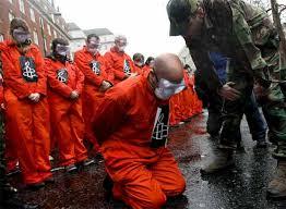 Otra escena en Guantánamo