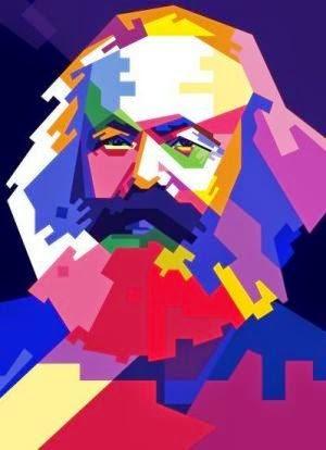 Karl Marx ✆ Tanveer Sajib © Ñángara Marx